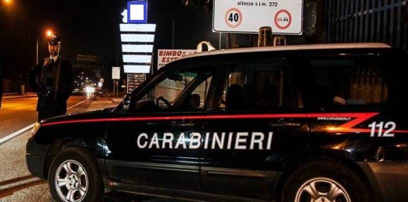 Paolisi, due pusher irpini in giro con 55 grammi di cocaina: arrestati