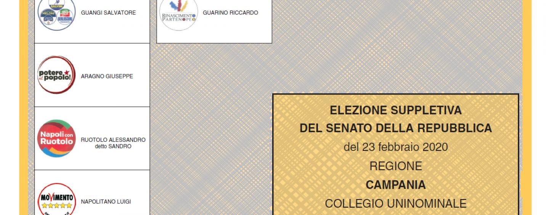 Elezioni Suppletive, seggi aperti dalle 7 alle 23 nel collegio uninominale 07 di Napoli