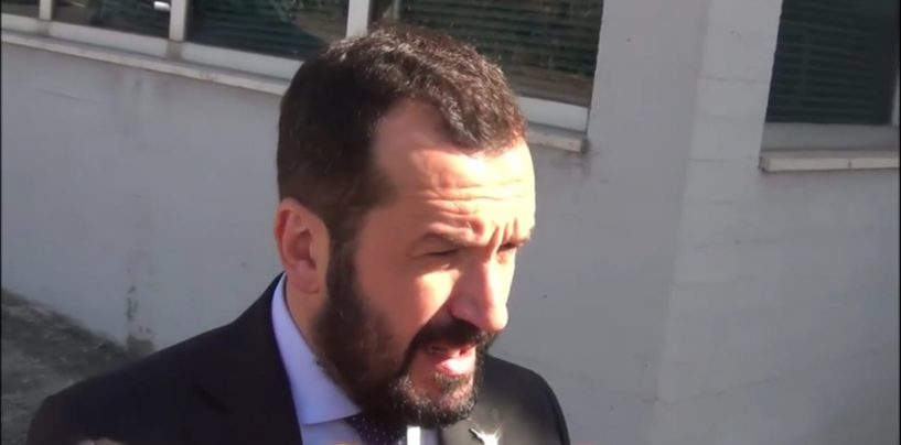 """Lega, Ariano Irpino. Il senatore Pepe: """"Ospedale senza reparti essenziali. Con De Luca a rischio la salute dei cittadini""""."""