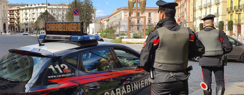 Emergenza Coronavirus, Carabinieri in prima linea. Ad Ariano anche per il trasporto urgente di farmaci