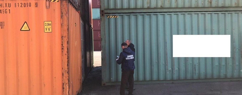 Maxi sequestro di rifiuti al porto di Salerno: indagini partite dall'Irpinia