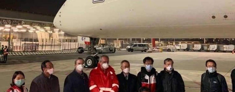 La Cina risponde presente: l'Italia ha un alleato contro il Coronavirus