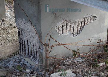 FOTOGALLERY - A/16, viadotti in avanzato stato di degrado