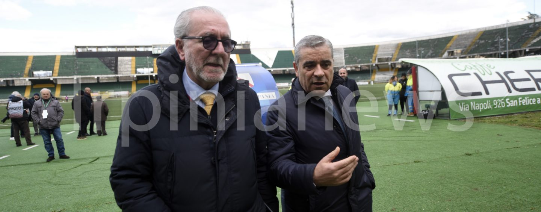Avellino, confermato il girone di ferro: tutte le novità dopo il Consiglio Direttivo Lega Pro