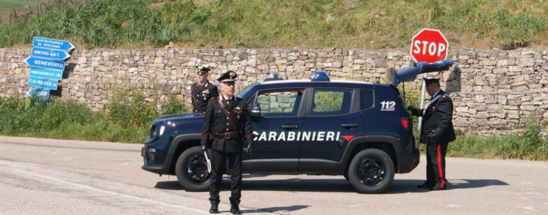 Coppia di emigranti evadono la zona rossa di Ariano per andare in Svizzera, denunciati dai carabinieri