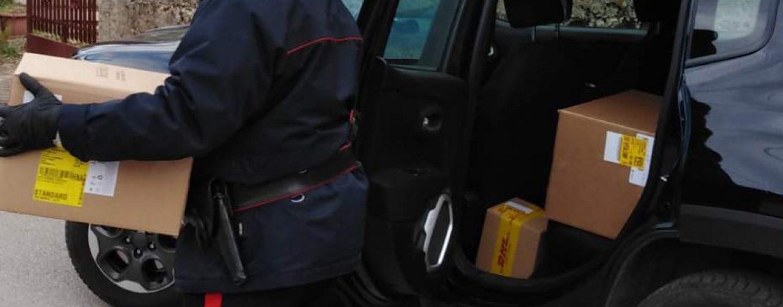 FOTO/ Coronavirus, Carabinieri in prima linea anche per trasporto di sangue, farmaci e alimenti
