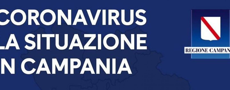 Coronavirus Campania, contagi in aumento