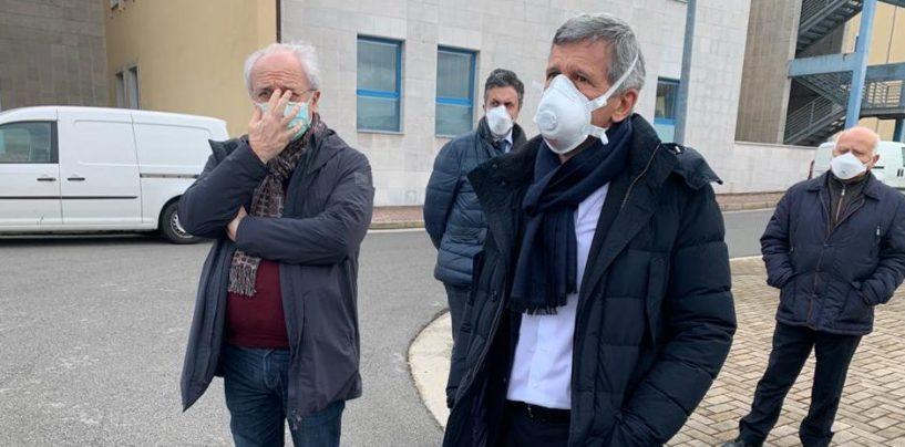 """""""Maffucci"""" per il Covid-19, la Regione frena Festa: """"Sono pazienti fragili, impossibile inventarsi l'assistenza in ogni angolo di strada"""""""