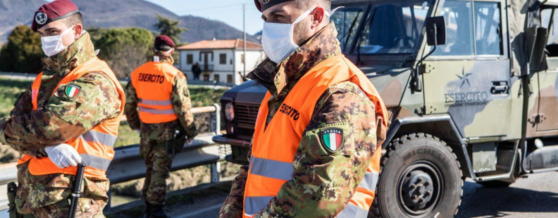 Coronavirus: De Luca chiede l'intervento dell'esercito in Campania