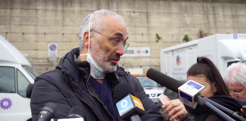 """La solidarietà dell'associazione """" Controvento """" a Gennaro Bellizzi"""