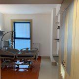 Coronavirus, quarto decesso in due giorni al Covid Hospital
