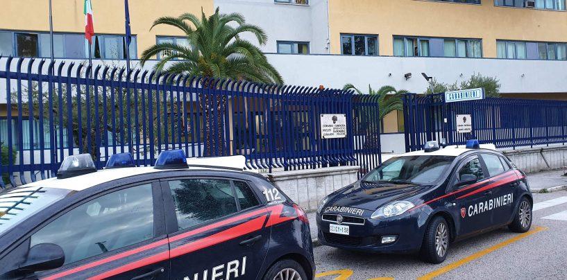 Ladri seriali in negozi di elettronica di Avellino e Atripalda, beccati due 30enni