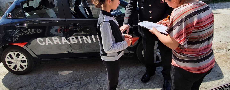Benevento, tablet dell'Istituto Bosco Lucarelli consegnati dai Carabinieri