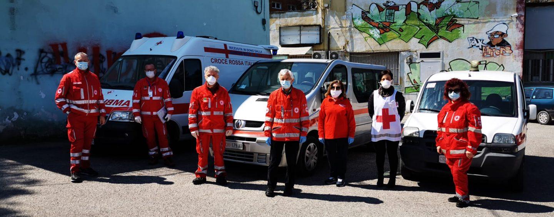 Emergenza Coronavirus. Ad Ariano, gli altri eroi sono i volontari della Croce Rossa