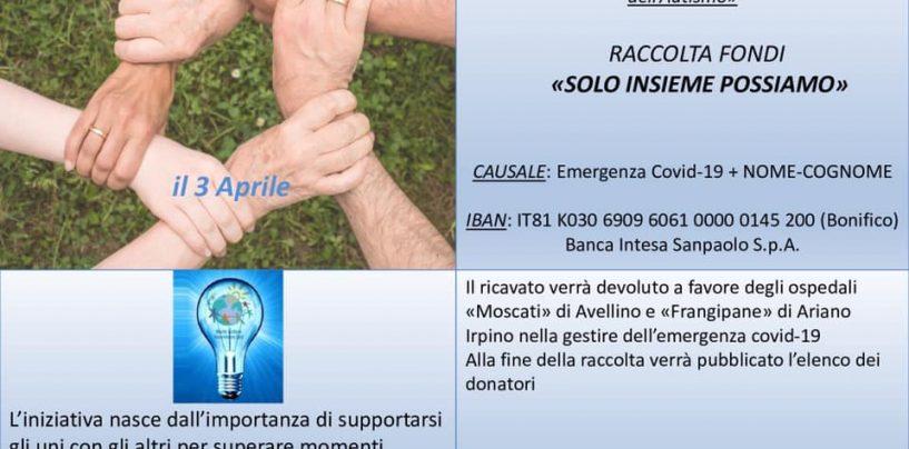 Giornata Mondiale della Consapevolezza sull'Autismo: da Ariano una raccolta fondi