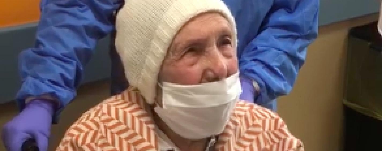 """Sul Corsera la storia di Rosina, ovvero Suor Gabriella che a 83 anni ha sconfitto il Covid: """"Vorrei fare un lavoro a maglia"""""""
