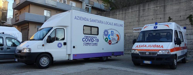 L'ANCL dona 6 televisori all'area covid-19 del Frangipane di Ariano