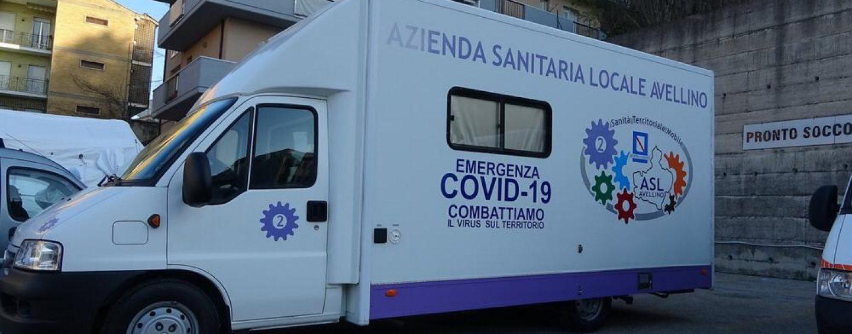 Covid, nuovo caso in Irpinia