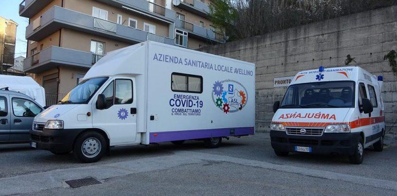 Coronavirus, 82enne di Calabritto muore mentre va in ospedale