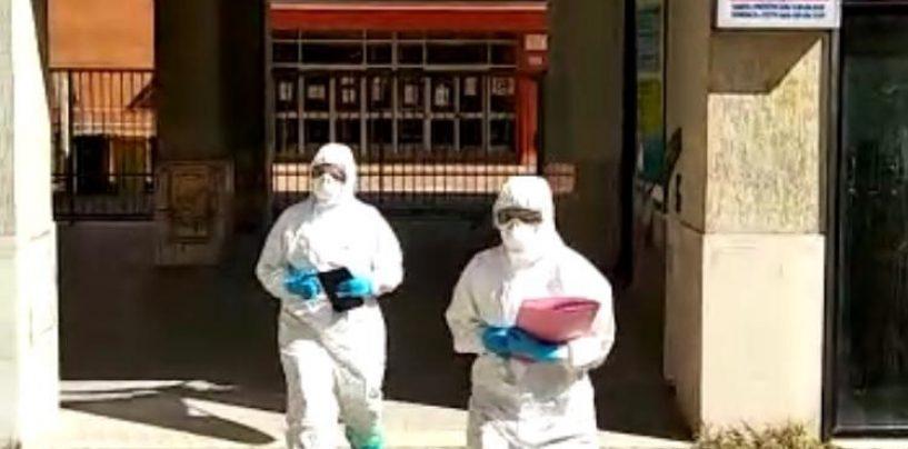 Coronavirus: altri 2 contagi ad Ariano, 4 in tutto in Irpinia. La mappa aggiornata