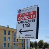 """Covid: turista francese ricoverato al """"Moscati"""""""