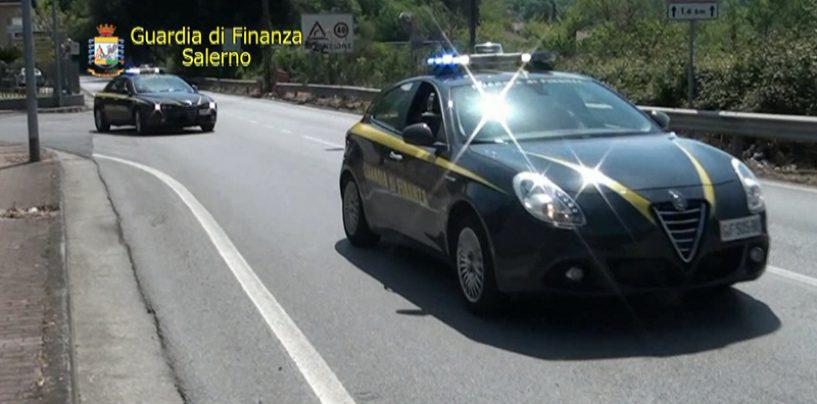 Lotta all'evasione fiscale, la Guardia di Finanza sequestra beni per oltre 270 mila euro