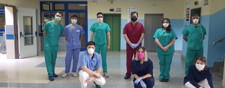 """Maraia """"pressa"""" Borrelli: ad Ariano Irpino sono arrivati 13 nuovi infermieri"""