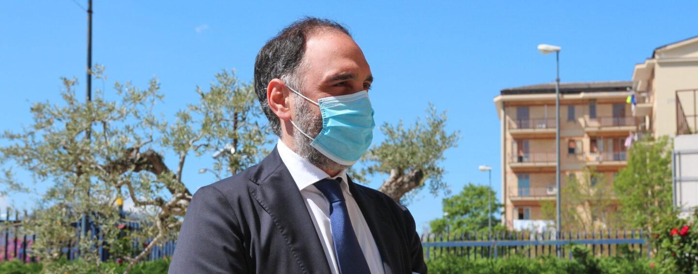 """Gubitosa: """"Presidio vaccinale Caserma Berardi orgoglio per tutti gli irpini"""""""