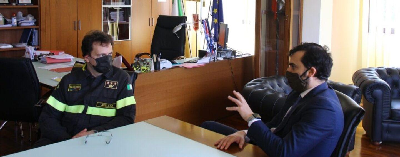 """Vigili del Fuoco, Carlo Sibilia: """"Per distribuire risorse serve convergenza in Parlamento"""""""