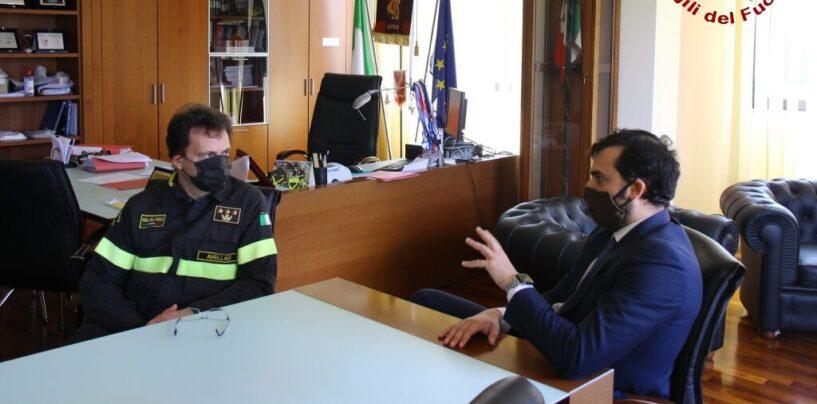 """Delega a Vigili del Fuoco, Soccorso Pubblico e Difesa Civile per il Sottosegretario Sibilia: """"Grazie alla ministra Lamorgese"""""""