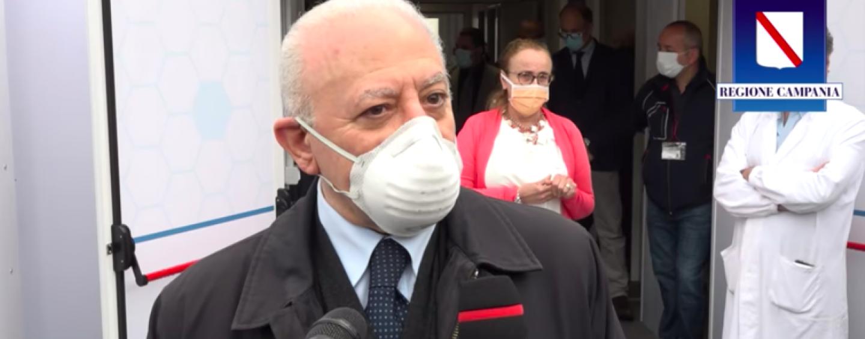 Verso le regionali – Buffagni: Il Governatore De Luca come Puffo Brontolone