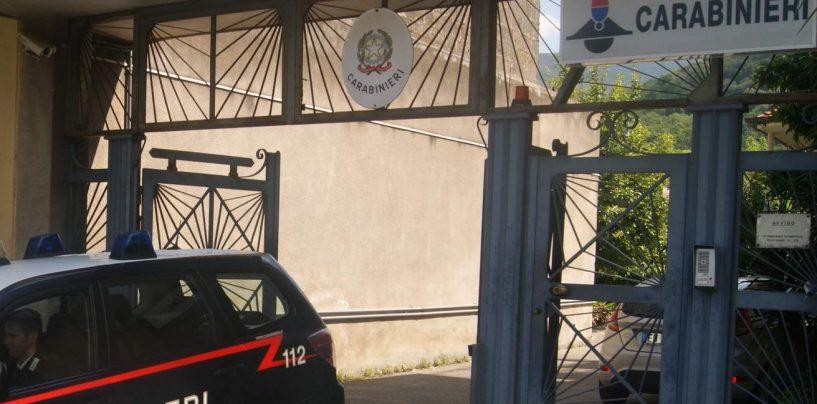 Carabinieri. Detenzione illecita di armi da fuoco, 60enne nei guai