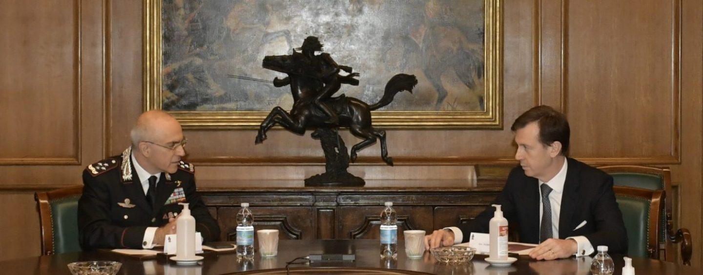 Coronavirus, la Cassa Depositi e Prestiti dona 2 milioni di mascherine ai Carabinieri
