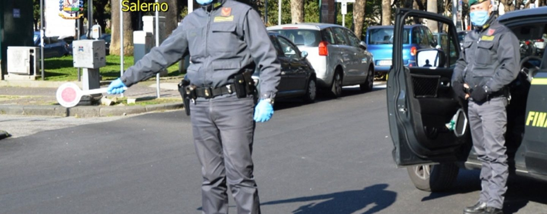 Guardia di Finanza. Sequestrate 10000 confezioni di gel igienizzante dannoso per la salute