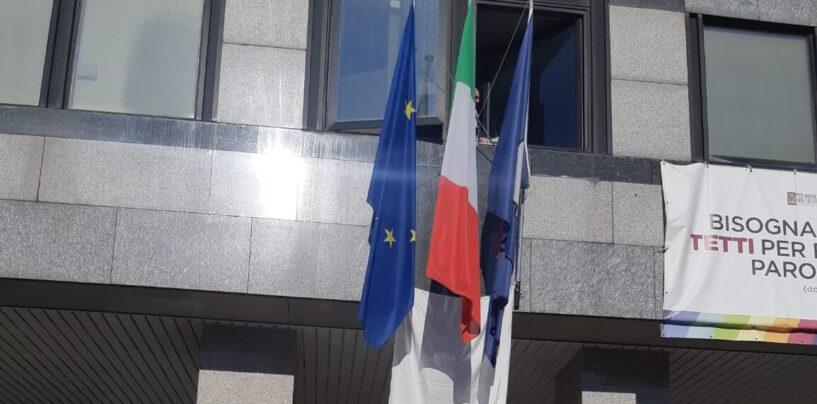 """Drappo bianco in consiglio regionale in ricordo di Falcone. D'Amelio: """"Un dovere morale"""""""