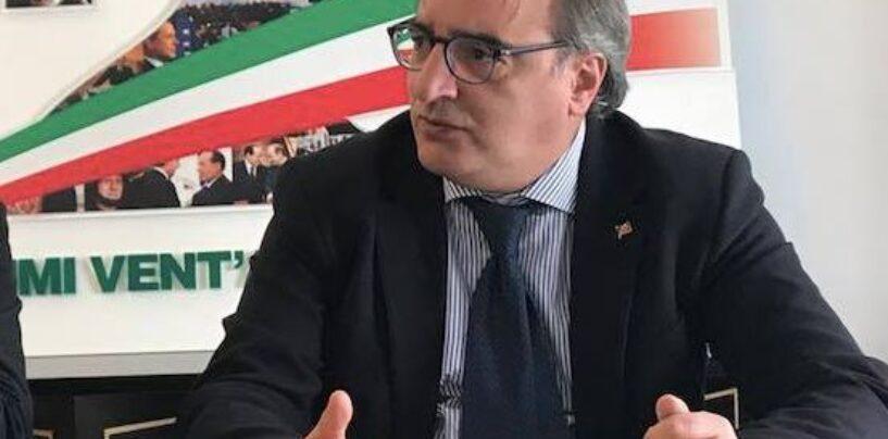 """Casciello (Forza Italia) interroga il ministro dell'Interno: """"Il Comune di Avellino va sciolto"""""""