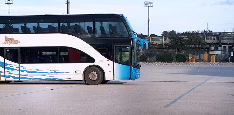 Avellino, c'è l'ordinanza: bus a piazzale degli irpini fino al 30 giugno