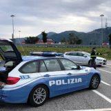 Incidente causato da un 42enne in stato di ebbrezza e mezzo pesante in fiamme: gli interventi della Polstrada Avellino