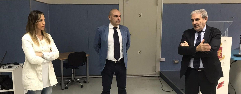 """Polizia, Aurilia nuovo Capo della Squadra Mobile: """"Avellino incarico stimolante, tanti riflessi della criminalità napoletana"""""""