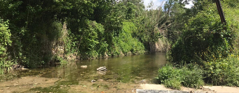 I fiumi Sabato e Solofrana al tempo del lockdown, la relazione dell'Arpac