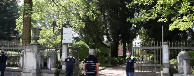 Apertura Villa Comunale, presenti le Guardie Zoofile della GADIT