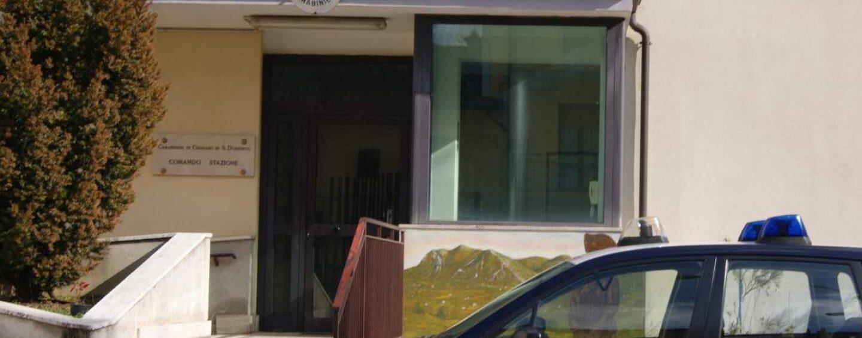 Furto in abitazione, denunciato 20enne di Chiusano San Domenico