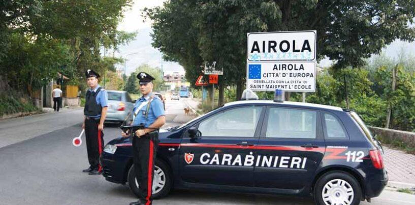 Airola, tenta di aggredire a casa l'ex moglie: arrestato 49enne