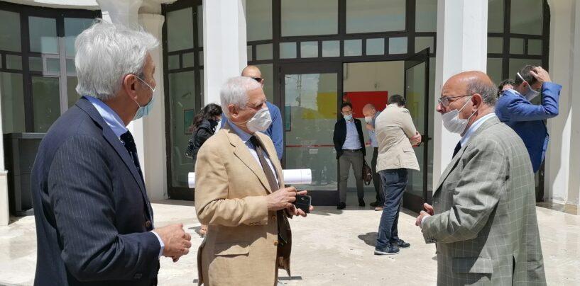 Tratta Apice-Stazione Hirpinia, a Grottaminarda incontro tra amministrazione e direzione lavori