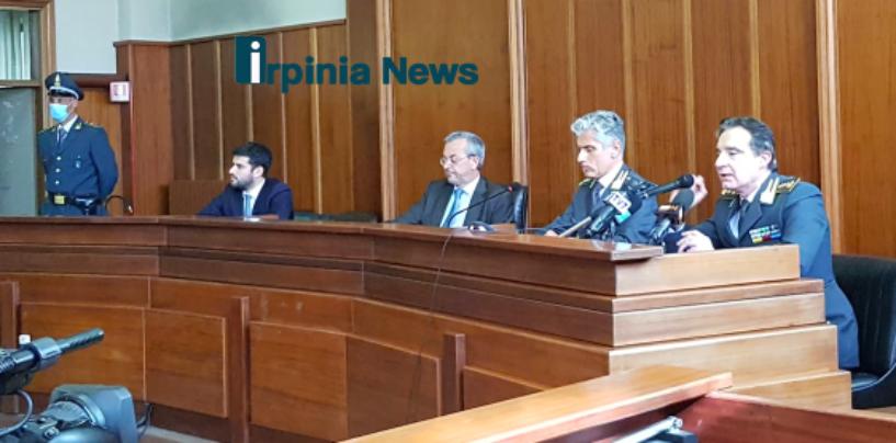 """Benevento, 8 arresti: """"Tangenti per favorire alcuni candidati ai concorsi per entrare nelle forze dell'ordine"""""""