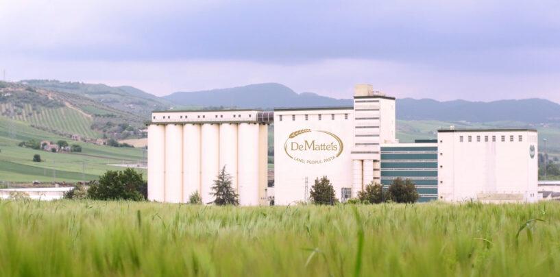 De Matteis Agroalimentare: ricavi dalle vendite di pasta a +30% nel 2019