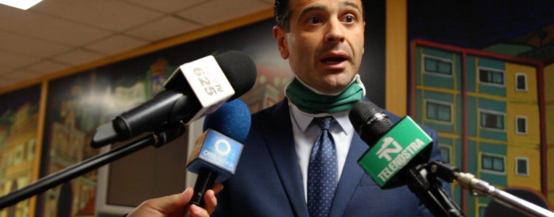 """Multa al sindaco Festa, Simeone:""""La pago io purché torni ad occuparsi di Avellino"""""""