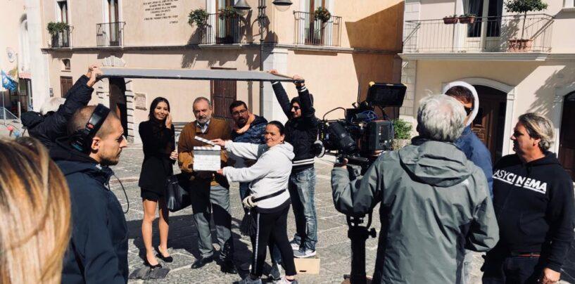 """Post Covid, il primo film che uscirà nelle sale è """"Ammen"""": girato a Montecalvo Irpino"""