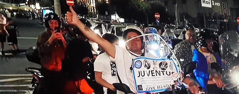 Napoli, il Coronavirus non ferma i festeggiamenti per la Coppa Italia