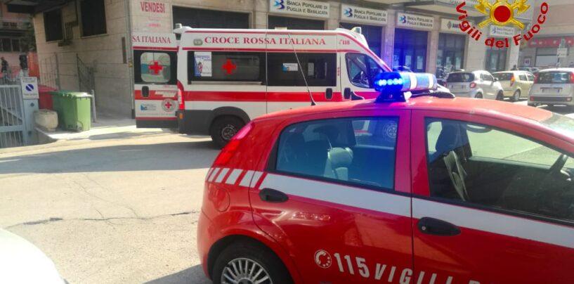 """65enne di Avellino si sente male e cade in casa: ricoverata al """"Moscati"""""""